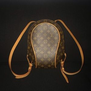 Authentic Louis Vuitton - Ellipse Backpack